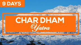 char dham package for 9 days