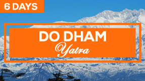 do dham package for 6 days