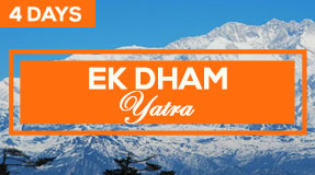 ek dham package for 5 days
