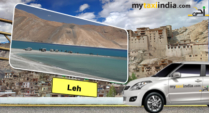 Car Rental Services In Leh Hire Cab Taxi On Rent In Leh