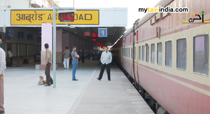 abu road railway station
