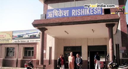 rishikesh railway station