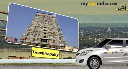 Hire Rental Car Cab Taxi On Rent In Tiruchirapalli