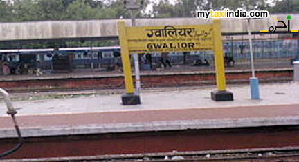 gwalior railway station