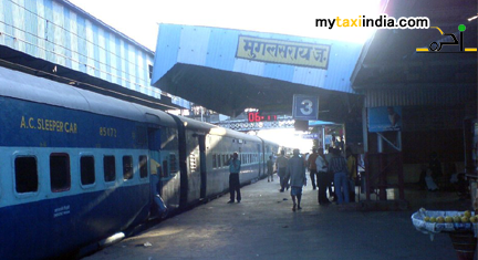 mughalsarai junction railway station