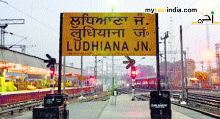 ludhiana junction railway station