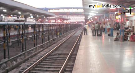 mathura cantonment railway station